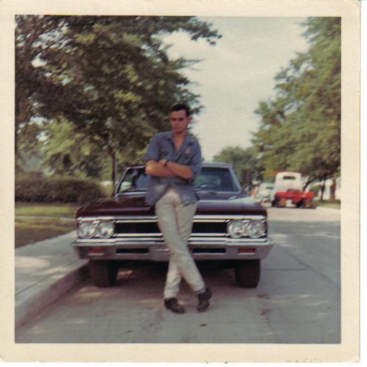 my dad, 1967