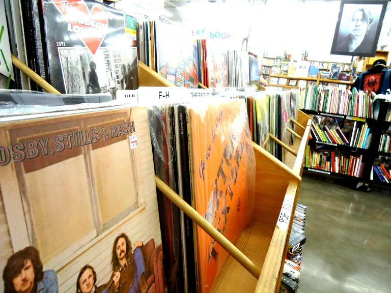 Vinyls 'n such.