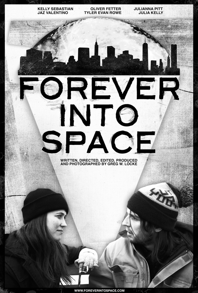 Forever Into Space - Poster