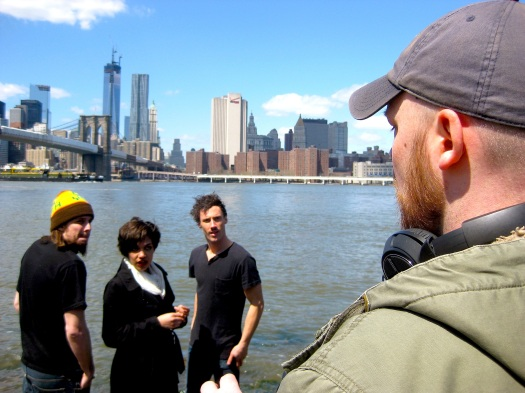 Still - Greg W. Locke and Cast (Photo by Kelly Sebastian)