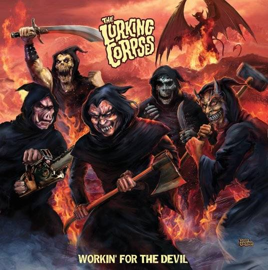 the-lurking-corpses-working-for-the-devil-album-cover