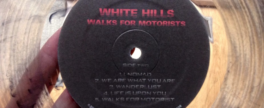 Afterthought Part Three : White Hill's 'Walks For Motorists'
