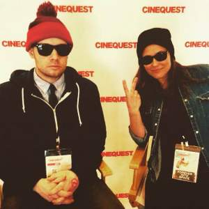 10 Film Fest CINEQUEST Kelly Sebastian Interview Forever Into Space Greg W. Locke